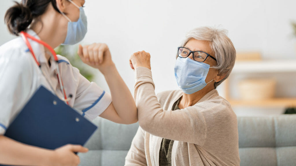 Predictors of smell recovery ID'd in COVID-19 patients